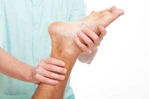 Achilles Problems and Foot Pain Massage