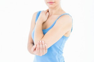 Forearm pain and arm injury massage