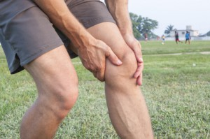 Knee Pain and Knee Injury Massage