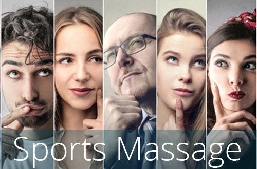 Sports Massage in West Sussex