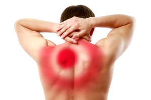 Upper Back Pain Massage